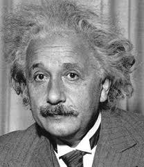 """Retrato de Albert Einstein"""