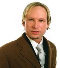 Foto de Anders Behring Breivik