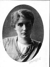 """Retrato de Anna Freud"""