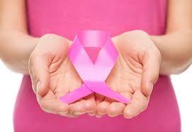 lazo rosa del cáncer
