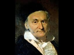 Retrato de Carl F. Gauss
