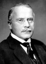 Retrato de Carl Gustav Jung