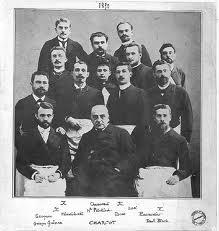 Retrato de Charcot