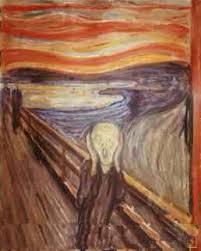 El grito de Munch, del pintor noruego Edvard Munch