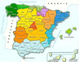 """""""mapa de España"""""""