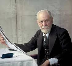 Fotografía de Sigmund Freud