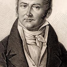 Retrato de François Broussais