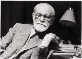 Retrato de Freud anciano