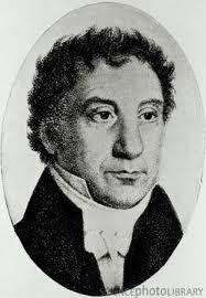 Retrato de Friedrich Sertürner