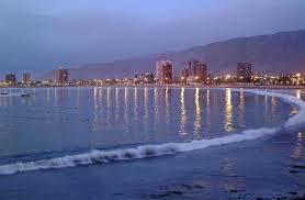 vista de Iquique
