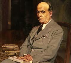 Retrato de José Ortega y Gasset