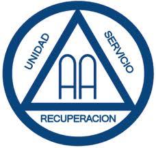 """""""Logotipo de Alcohólicos Anónimos"""""""