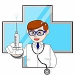 Médico y medicamentos