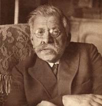 Retrato de Magnus Hirschfeld