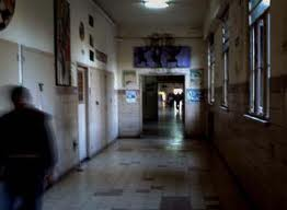 classical mental hospital