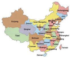 """""""China Map"""""""