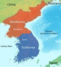 """""""Korea Map"""""""