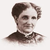 Retrato de Mary Baker Eddy