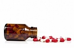 Bote con Medicamento