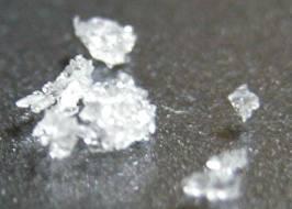 """Droga """"cristal"""""""
