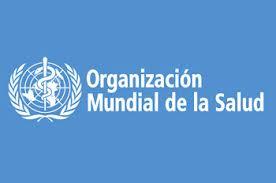 logotipo de la OMS