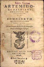 Oneirocrítica de Artemidorus Daldianus