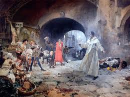 Padre Jofré y el primer manicomio