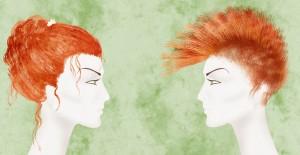 imagen de gemelos