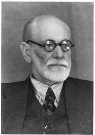 Retrato de Freud