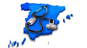 Sanidad en España
