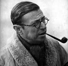 """Jean Paul Sartre"""
