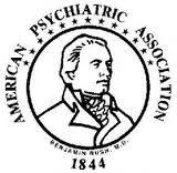 The American Psychiatric Association logo