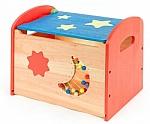 caja de juguetes