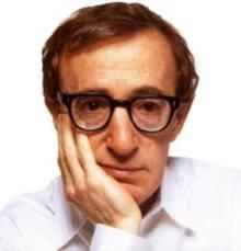 Retrato de Woody Allen