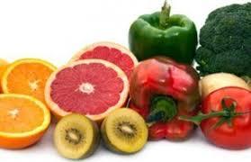 alimentos y vitaminas