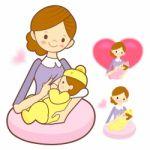 Dibujo de madre amantando