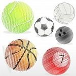 pelotas de deporte