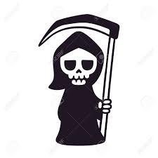 dibujo de la muerte