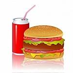 """dibujo de hamburguesa"""