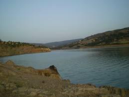 foto de un río