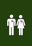 icono de una pareja