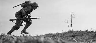 """""""soldado en la guerra"""""""