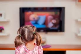la television y los niños
