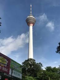 torre de telecomunicaciones de Kuala lumpur