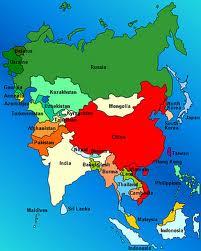 """Mapa de Asia"""
