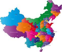 """Mapa de China"""