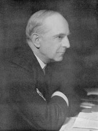 Retrato de Ernest Jones