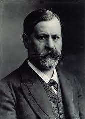 Fotografía de Freud