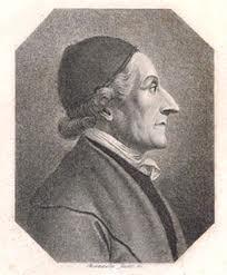 """""""Retrato de Johann Kaspar Lavater"""""""