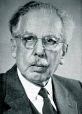 Retrato de Ludwig Binswanger